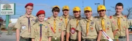 Narragansett Council, Boy Scouts of America
