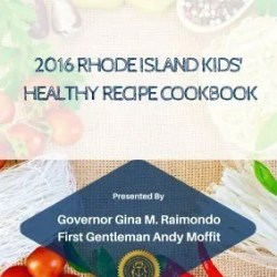 2016 Rhode Island Kids' Healthy Recipe Cookbook