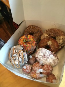 PVDonuts, photo by George Evans Marley