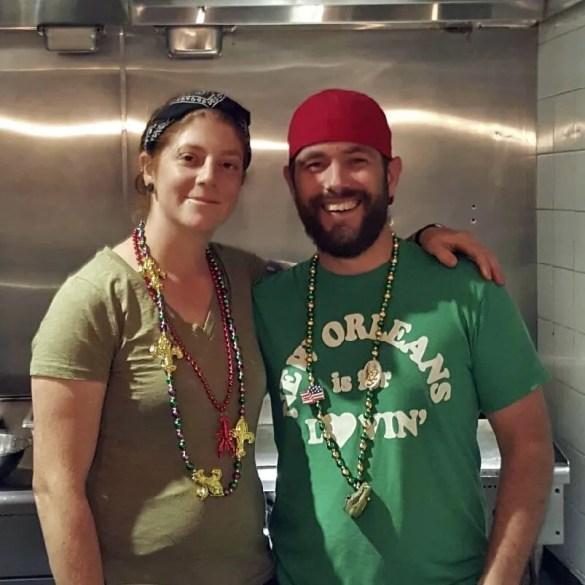 Chefs Jordan Goldsmith & Eli Dunn