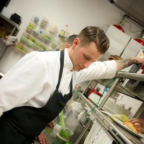 Chef Antonio Franco