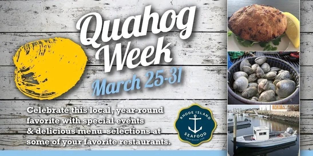 4th Annual Rhode Island Quahog Week