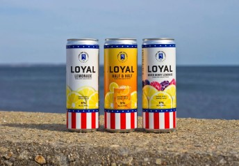Loyal 9 Cocktails: Loyal 9 Lemonade, Loyal 9 Half & Half and Loyal 9 Mixed Berry Lemonade