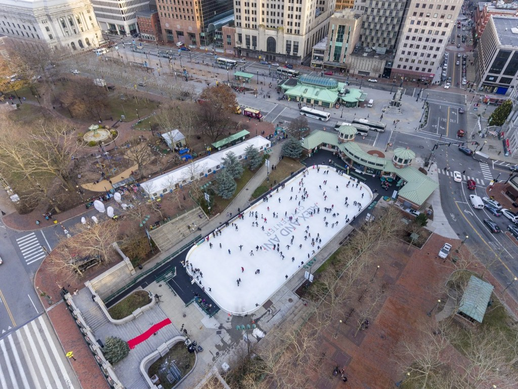 Eat Drink RI Presents a Culinary Market as Part of the City of Providence's 2019 PVD Winter Lights Celebration
