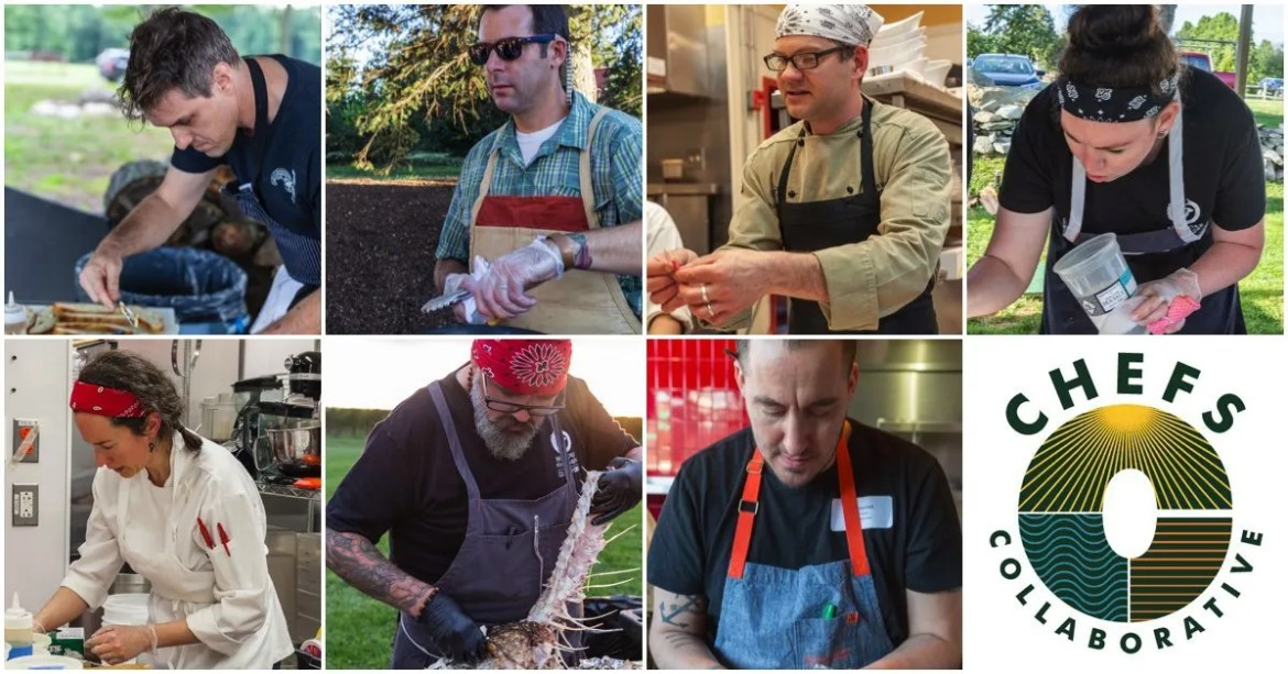 EDRIF Chefs Collaborative Fundraiser