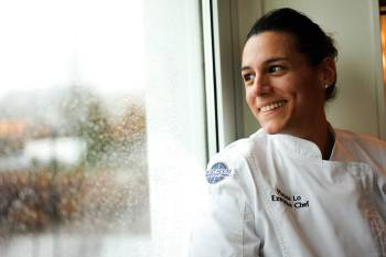 Boat House Executive Chef Marisa Lo