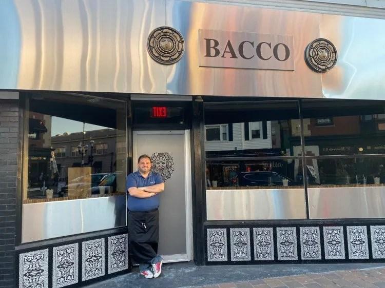 Eat Drink RI The Show with guest Armando Bisceglia of Bacco Vino & Contorni
