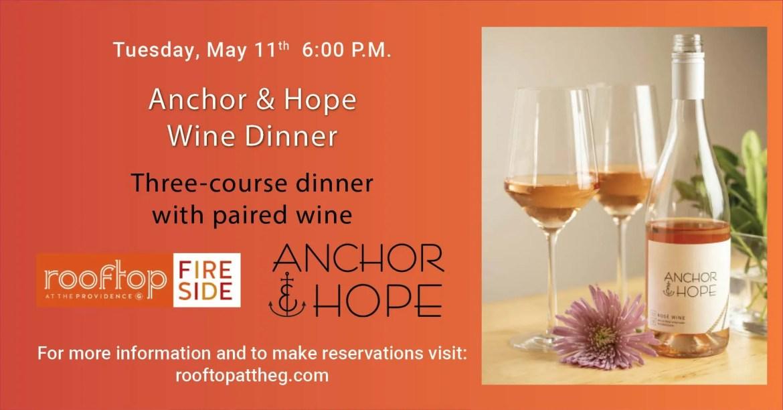 Anchor Hope Dinner Event