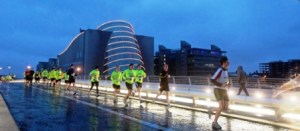 Samsung Night Run Group