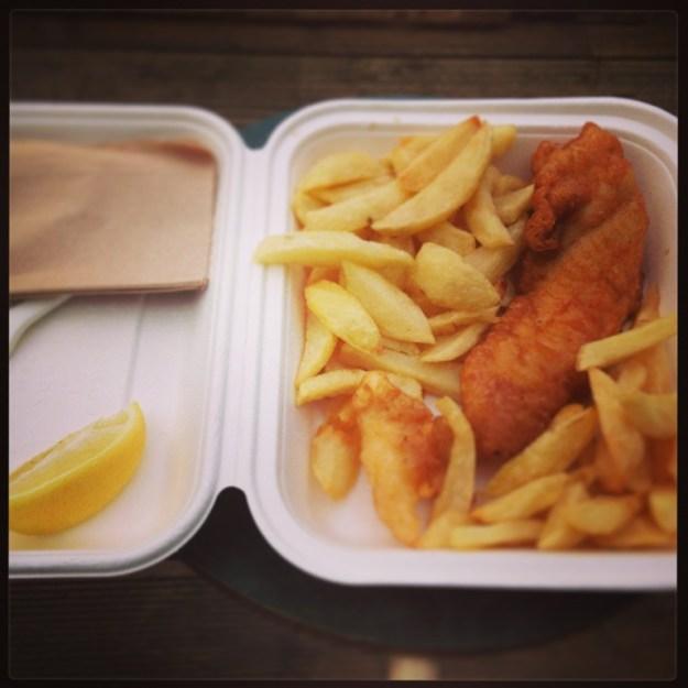 Haddock & Chips