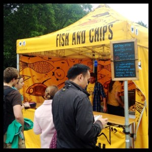 Sayfish - Fish & Chips