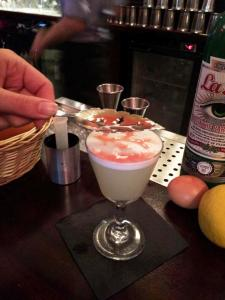 Absinthe Sour - photo from their Facebook page