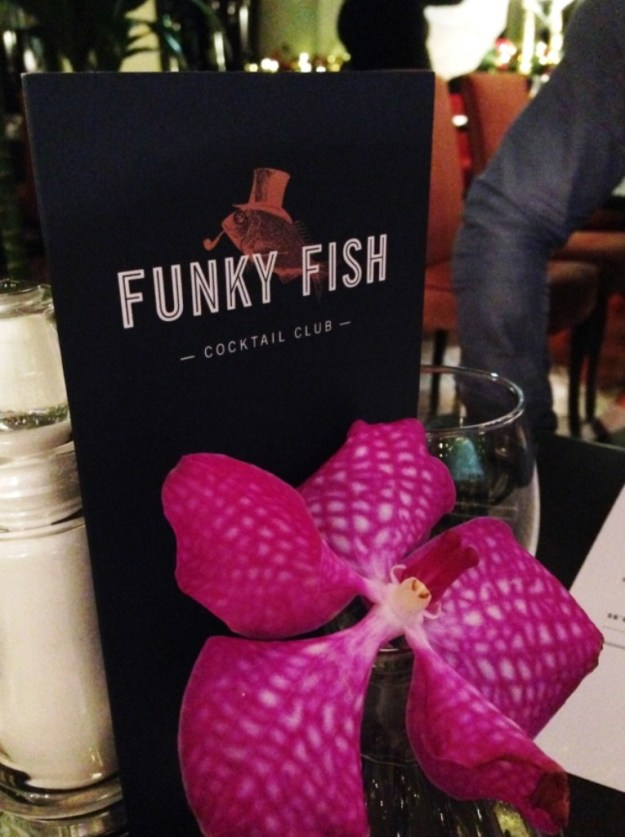 Funky Fish Cocktail Club
