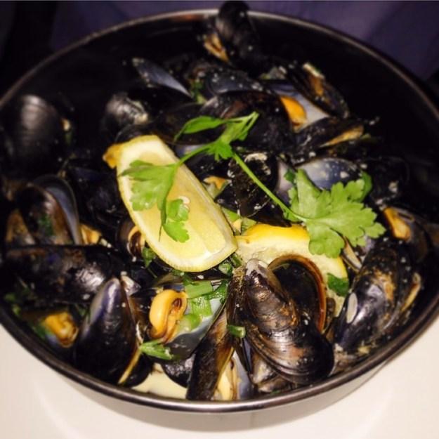 West Cork Mussels