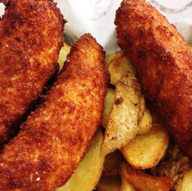 Panko Chicken
