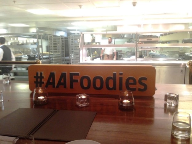 #AAFoodies