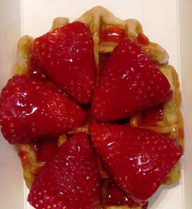 Strawberry & Strawberry Syrup