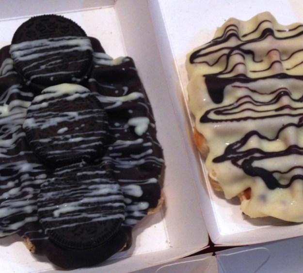 Oreos / White Chocolate