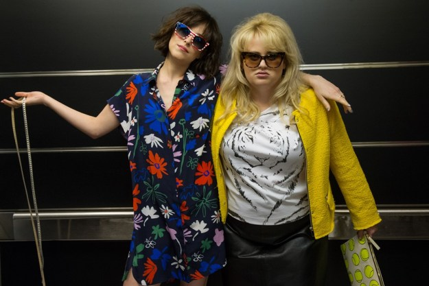 Dakota Johnson & Rebel Wilson