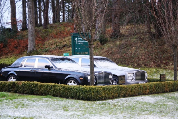 Two Rolls Royce