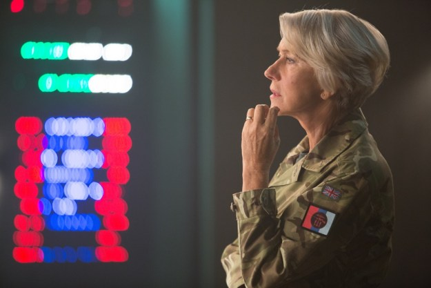 Helen Mirren as Colonel Katherine Powell