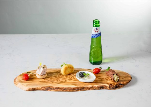 The House of Peroni Cicchetti Menu