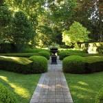 Whitehall's stunning gardens.
