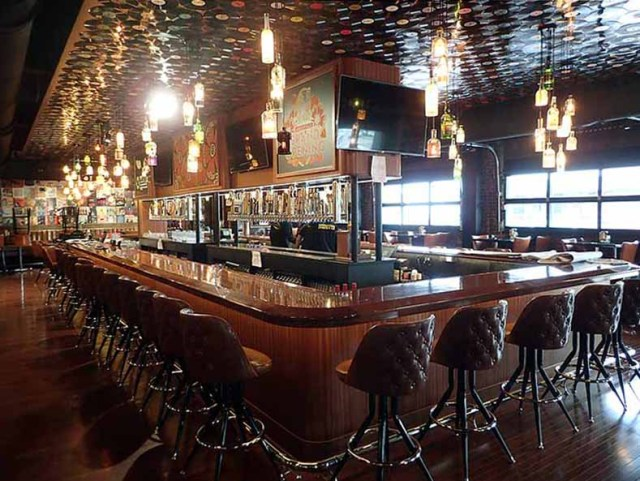 HopCat's main dining room bar. | Photo by Steve Coomes