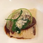 Braised lamb tamale, Bruce Ucan
