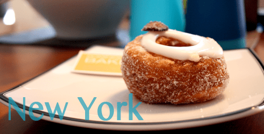 cronut new york city nyc tel aviv eat drink ansel bakery