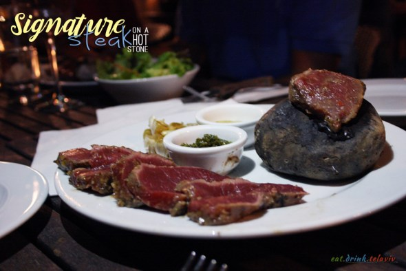 hatraklin restaurant review tel aviv steak wine bistro