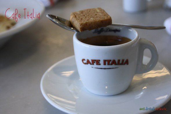 cafe italia tel aviv review