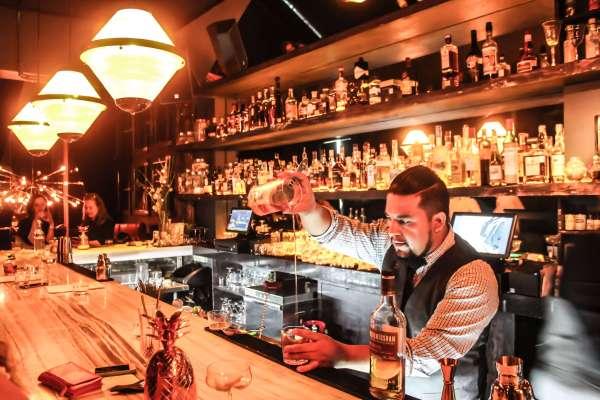Bar at Hanky Panky