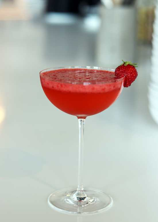 Little Brother Strawberry Bellini