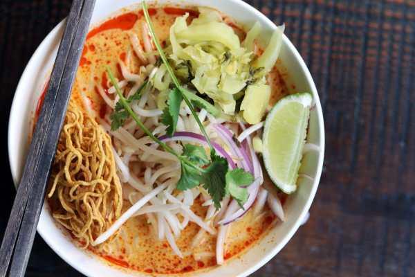 Khao Soi at Soi