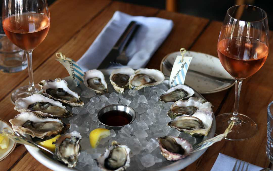 Sunshine + Slurping Oysters; Why You'll Find Me at Westward All Summer Long