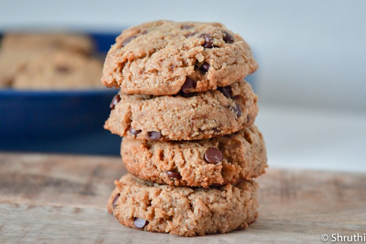 Peanut Butter Chocolate Chip Cookies 1