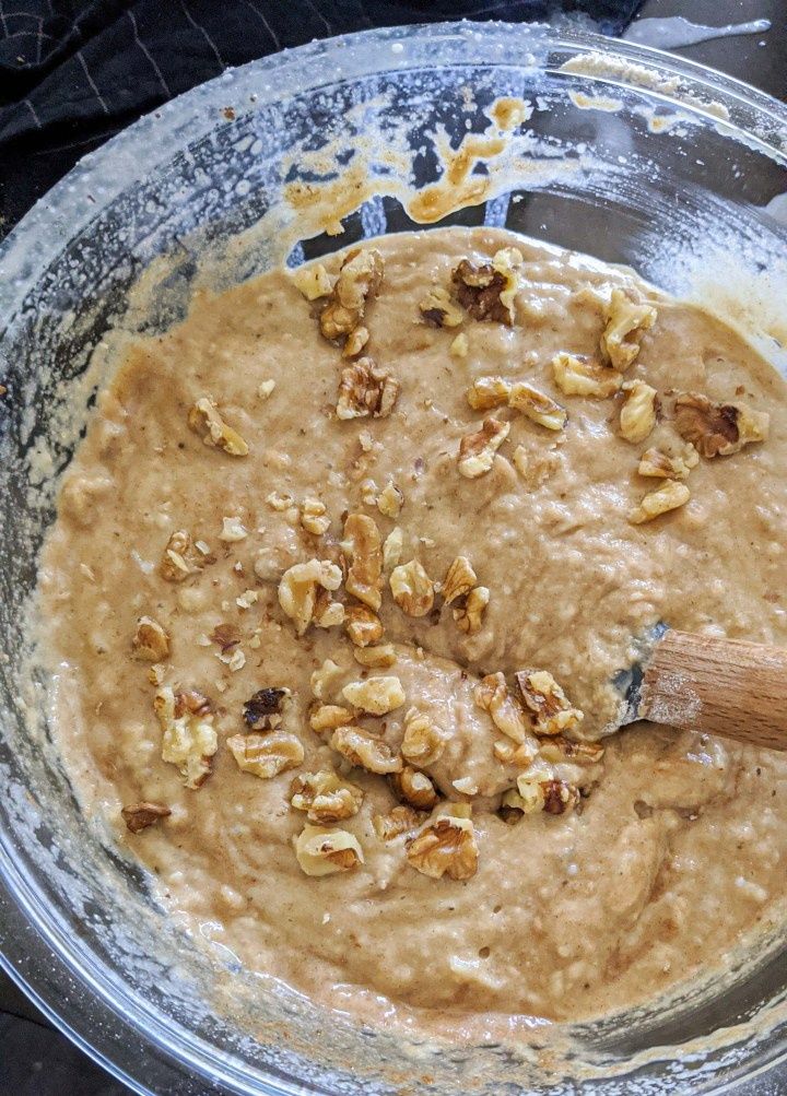 Healthy Banana Nut Bread 5