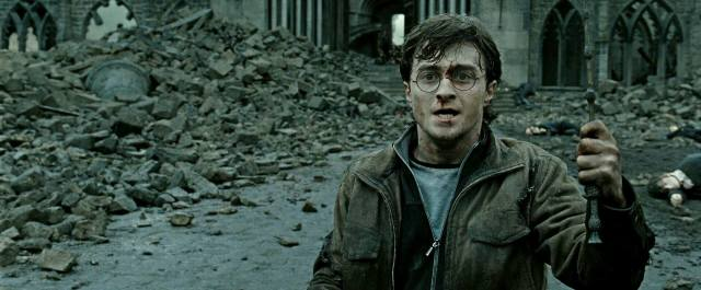 Bacchetta di Sambuco Harry Potter