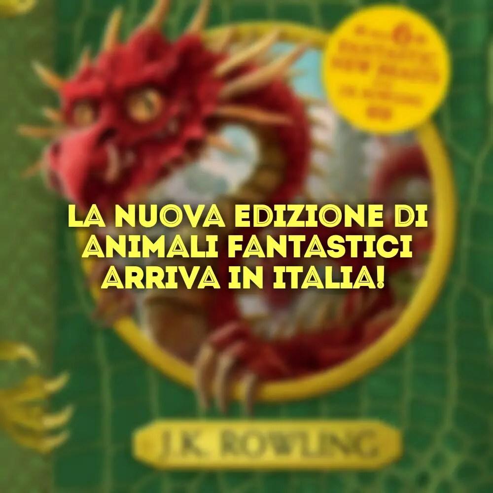 libricino animali fantastici