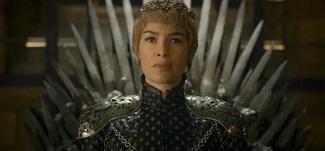 Cersei di Game of Thrones