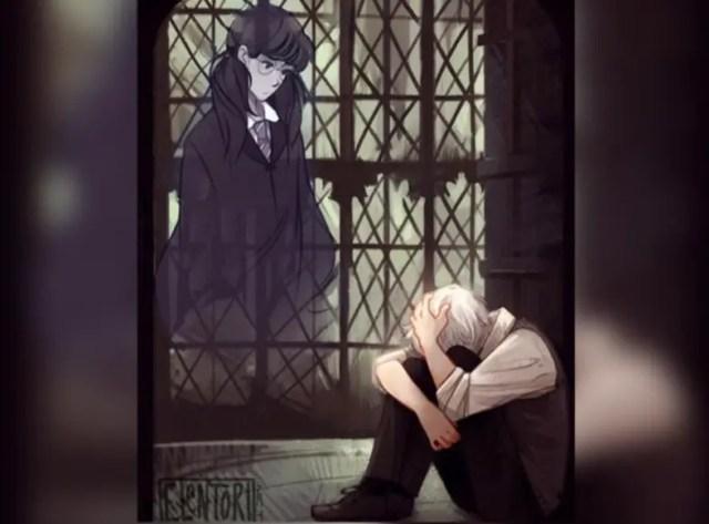 Mirtilla e Draco