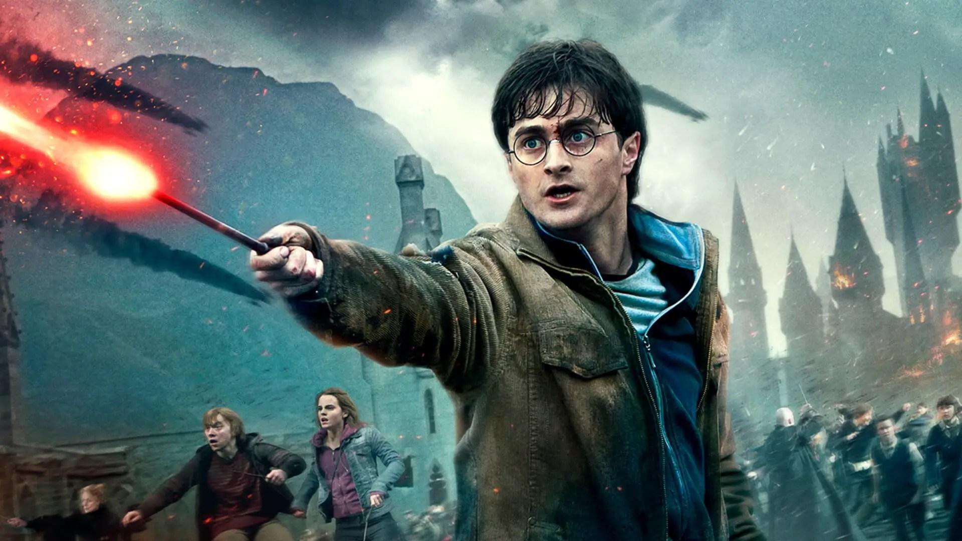 Harry Potter nello scontro finale