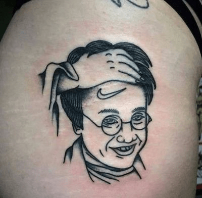 tatuaggi harry potter