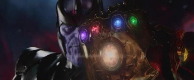 Gemme dell'Infinito Avengers viaggio nel tempo
