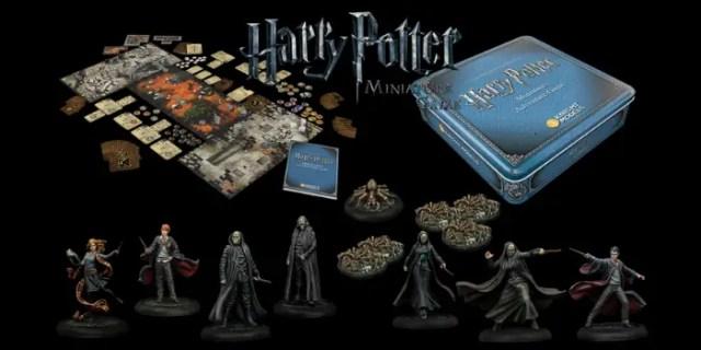 Harry Potter Miniatures Adventure Game (giochi da tavolo)