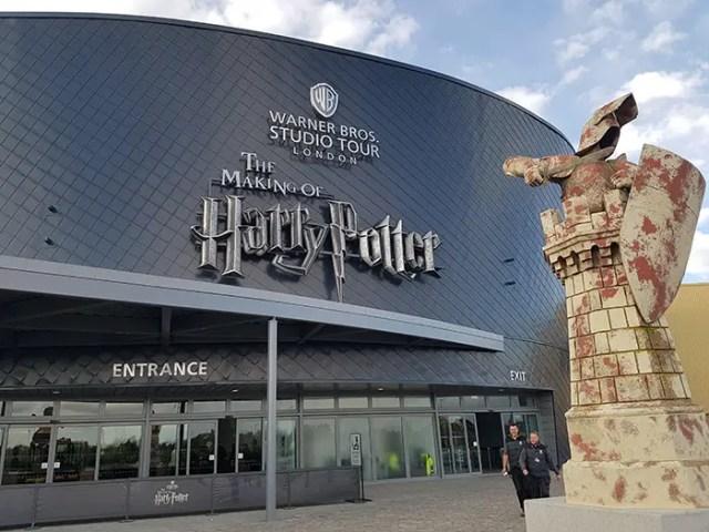 Location Harry Potter Studios