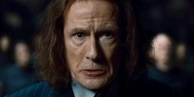 Rufus Scrimbgeour, nuovo Ministro della Magia