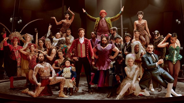 The greatest showman, musical