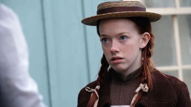 """Anna, personaggio della serie """"Chiamatemi Anna"""""""